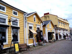 Geschäfte in Porvoo