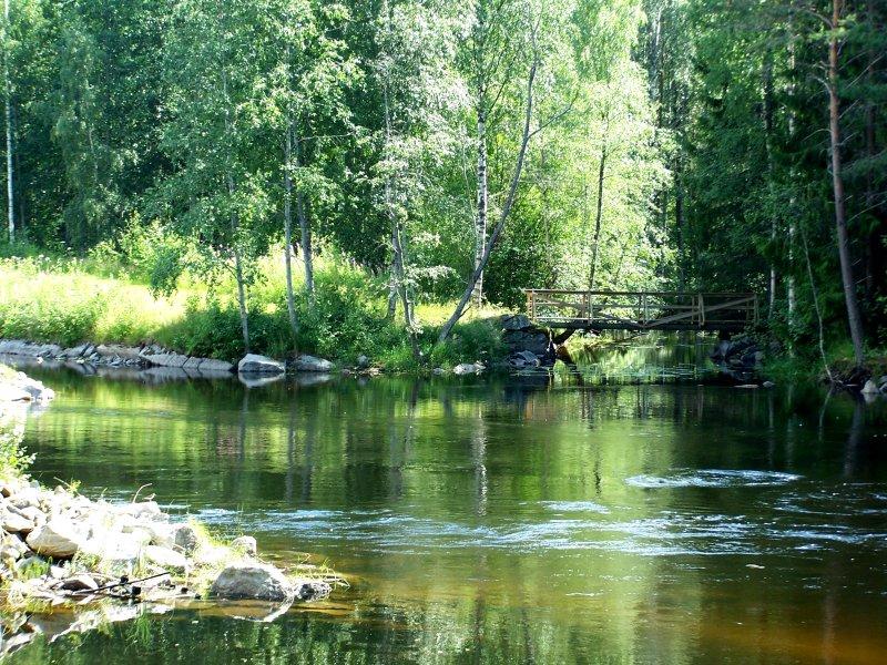 Urlaub in Finnland - Kissakoski