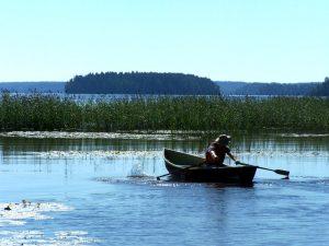 Angeln in Finnland