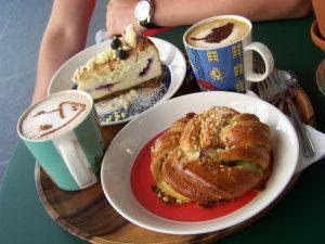 Pulla im Moomin-Café