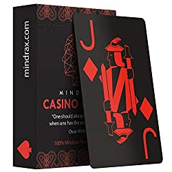 Test: MINDRAX Casino Cards Pokerkarten