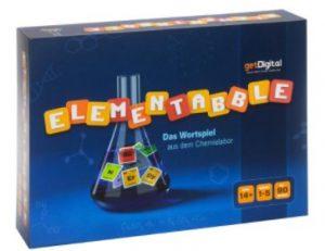 Chemie-Scrabble Elementabble
