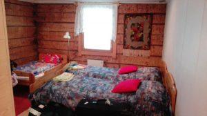 Bauernhofzimmer im Urlaub in Finnland