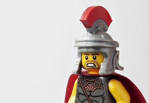 Lego auf Latein