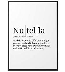 Deonym Nutella