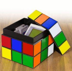 Rubiks Cube Box