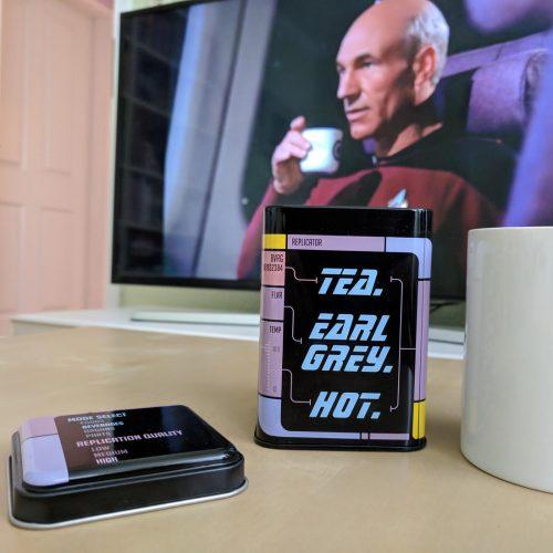 GetDigital Star Trek Teedose Earl Greay Hot