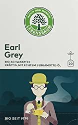 Earl Grey mit echtem Bergamotte-Öl kaufen