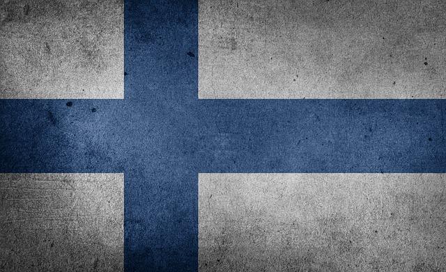 Finnlandflagge