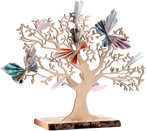 Geldgeschenkbaum