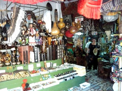 Shops in der Türkei