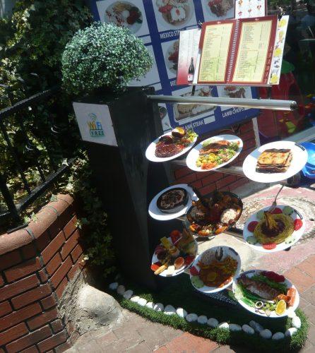 Essen in der Türkei