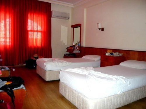 Hotelzimmer Türkei