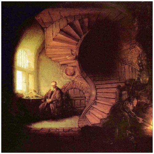 Rembrandt Der Philosoph kaufen