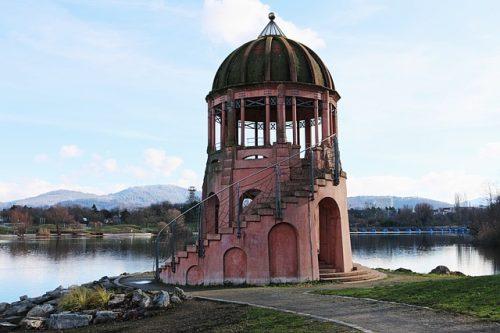Türmle Seepark Freiburg