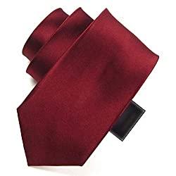 Seidenkrawatte rot kaufen