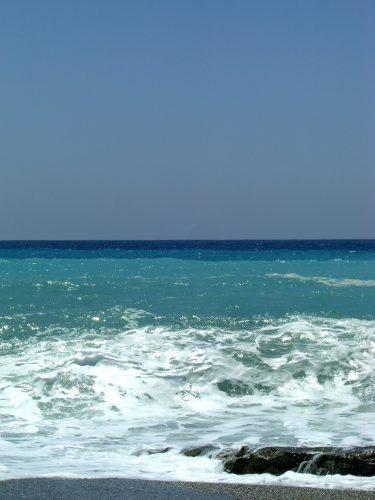 Türkischer Strand